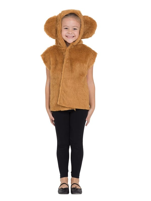 Bear Fur Tabard