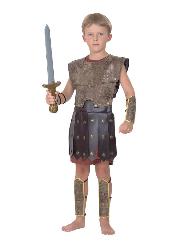 Childs Warrior Boy