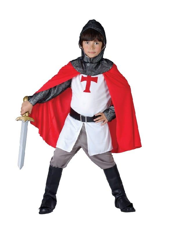 Crusader Boy