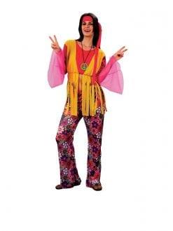 Hippy Woman Costume