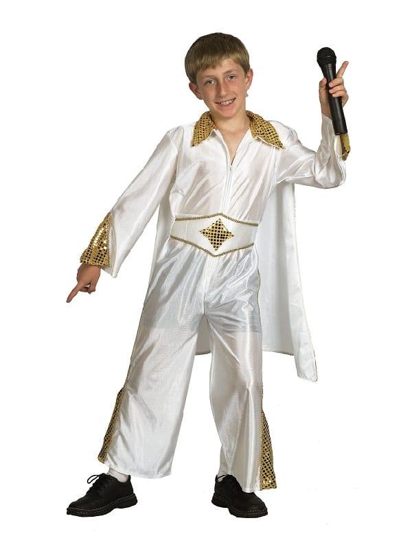 Elvis Rock Star Costume