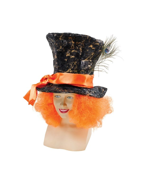 Mad Hatter Hat+Hair