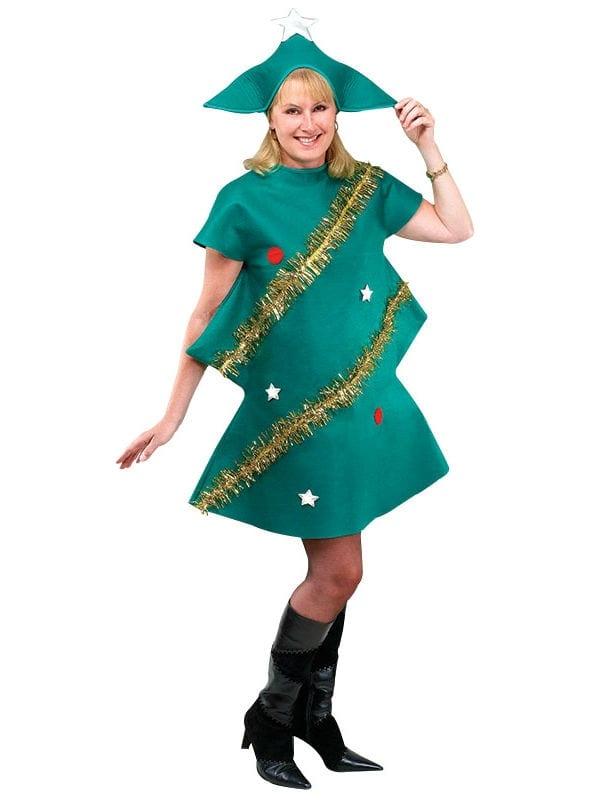 d2a55123154f Xmas Tree Costume - Costumes R Us LTD Fancy Dress