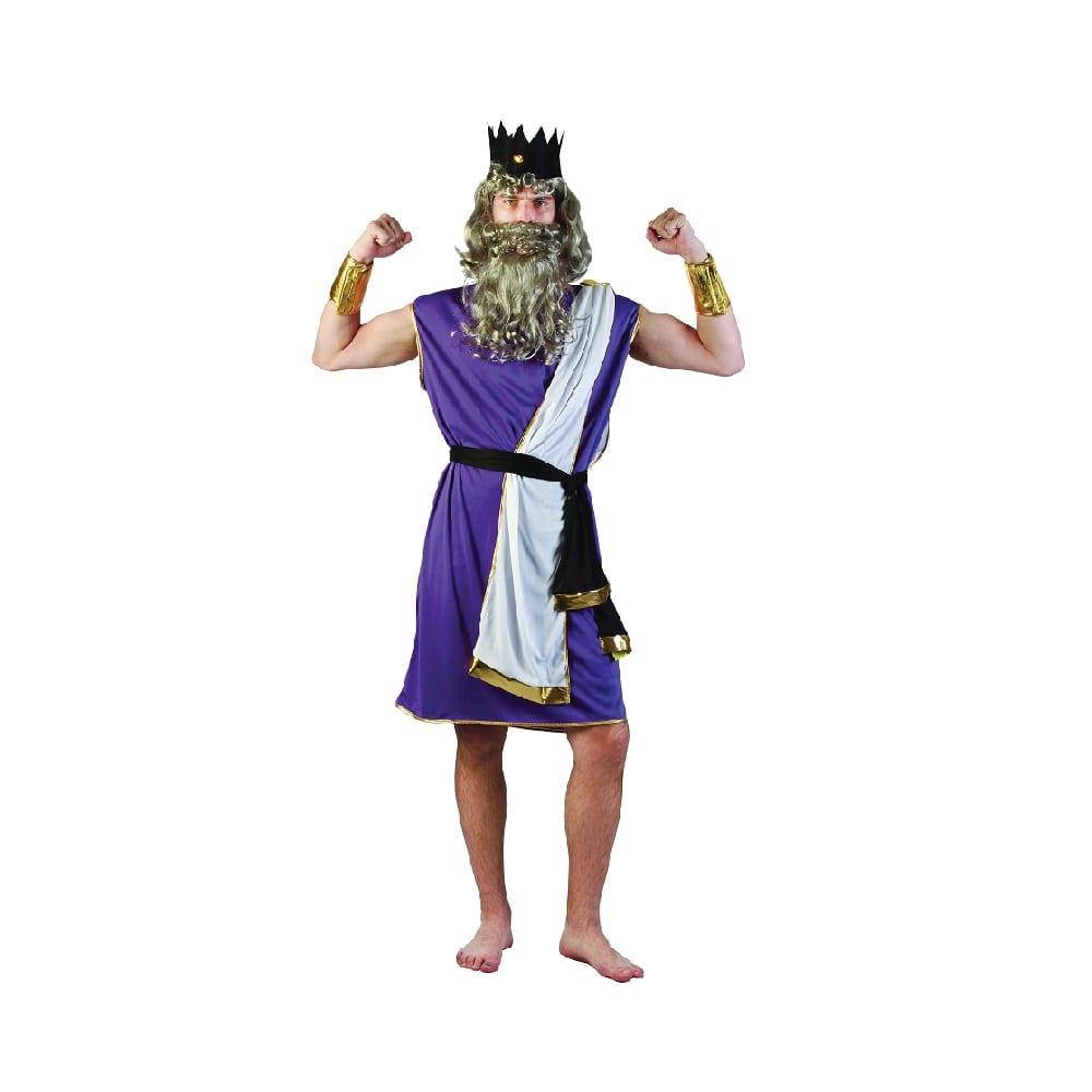 king neptune - costumes r us ltd fancy dress