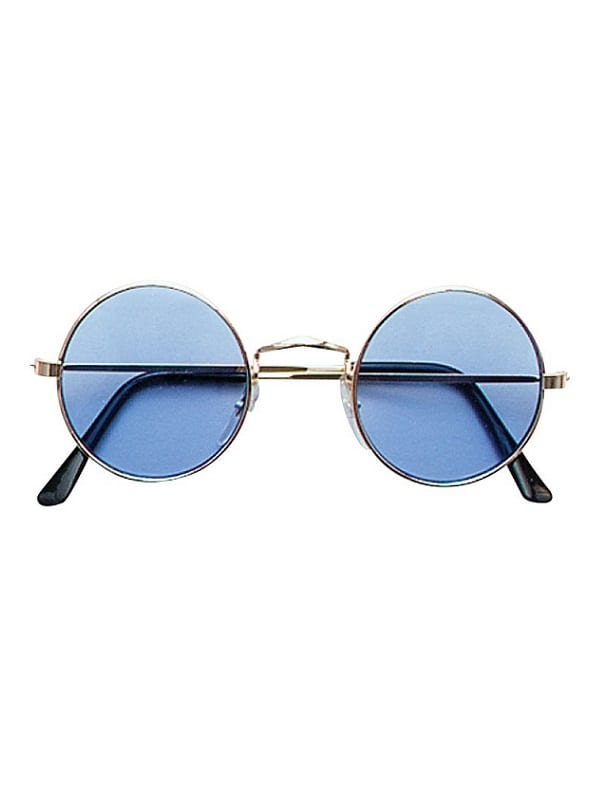 Blue Lennon Glasses