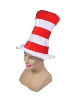 Child's Striped Top Hat