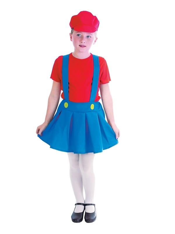 Plumber Girl Child