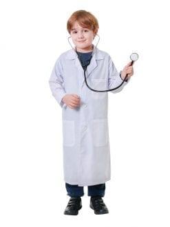 Boys Doctors White Lab Coat