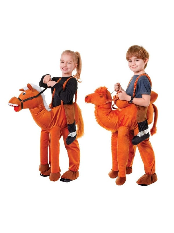 Camel or Horse Step in Child Costume