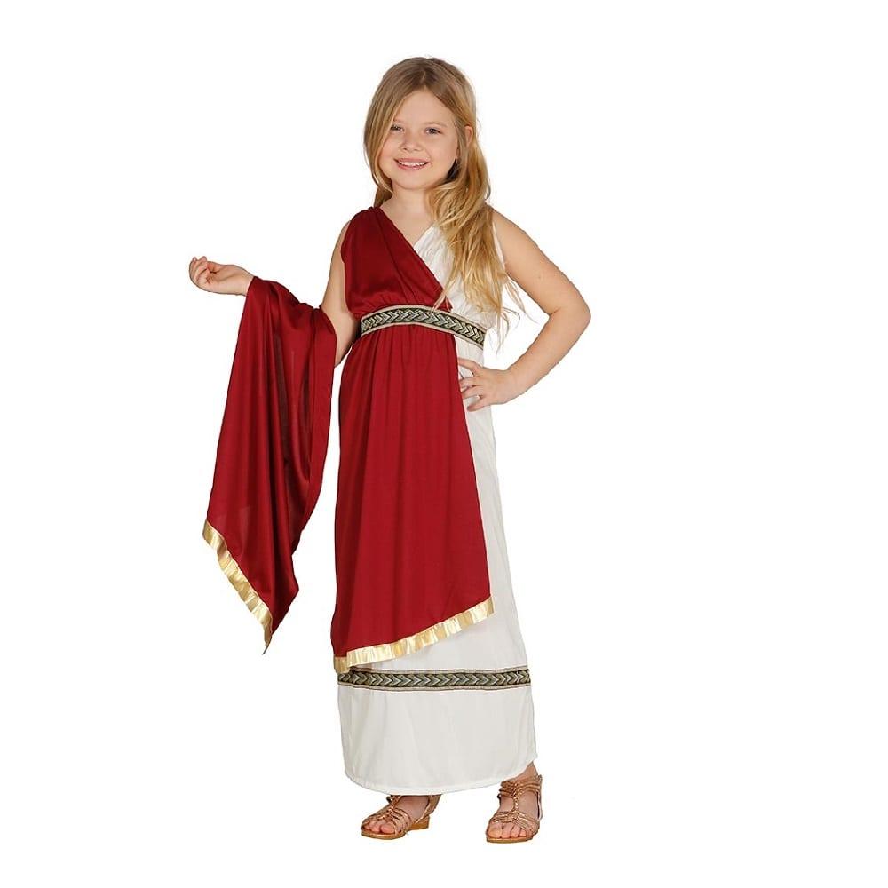 Ancient Roman Girl - Costumes R Us LTD Fancy Dress