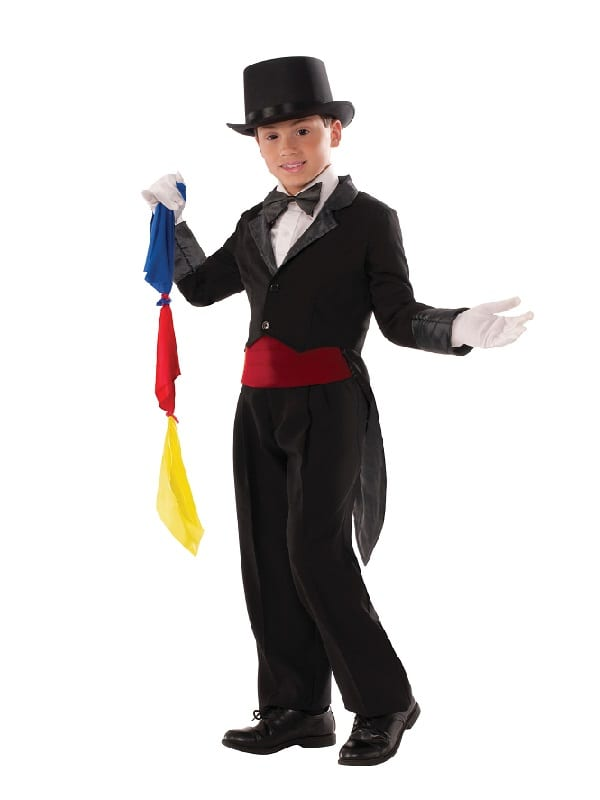 Child Magician Tailcoat