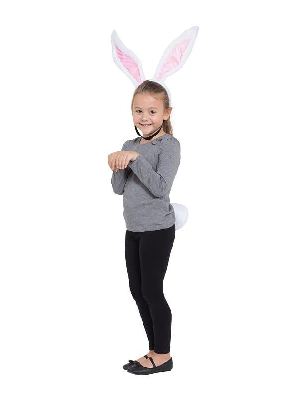 Bunny Big Ear Set