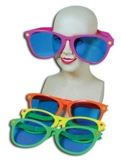 Sun Specs Jumbo Giant Sunglasses