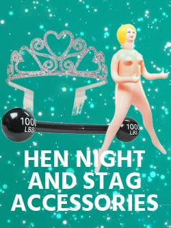 Hen Night and Stag Accessories