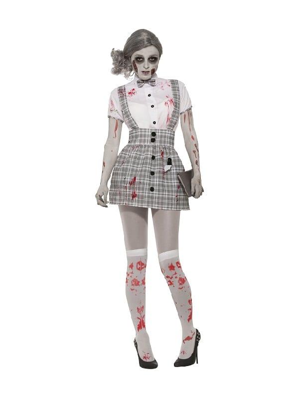 Adult Zombie Schoolgirl