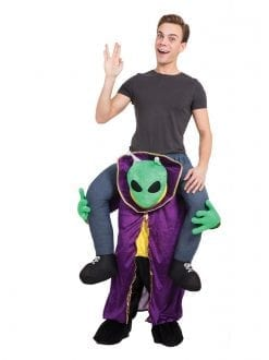 Alien Piggy Back Costume