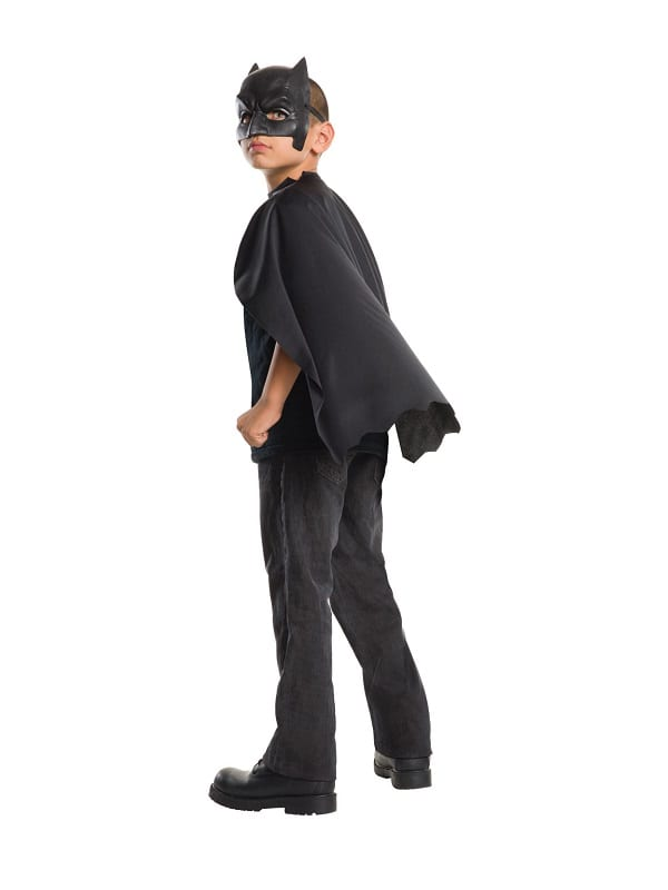 Child Batman Mask And Cape