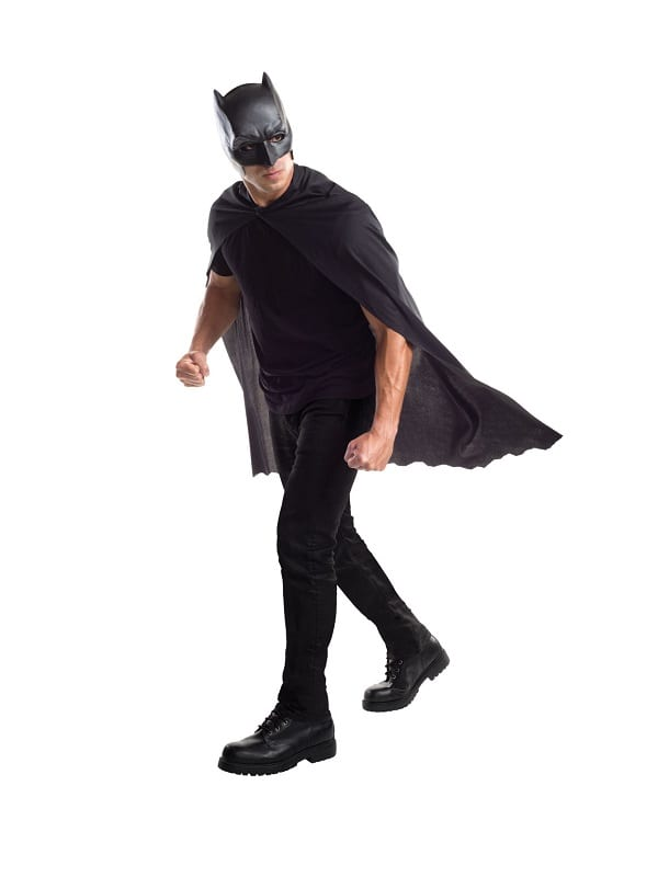Batman Adult Mask And Cape