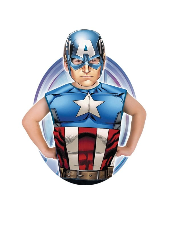 Captain America Set Party Pack Child