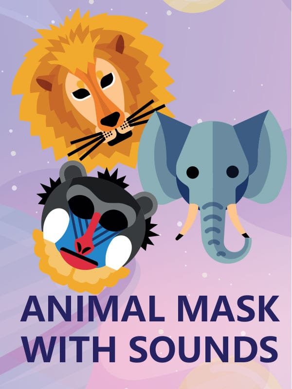 Animal Mask with Sounds