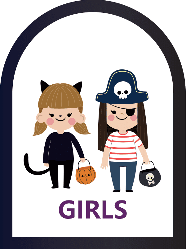 Girls Costumes