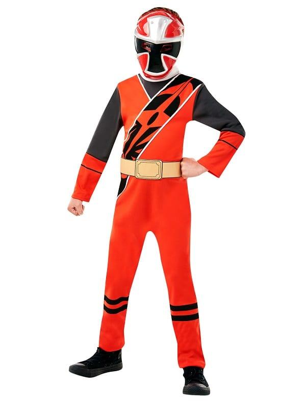 Red Ranger Child Costume
