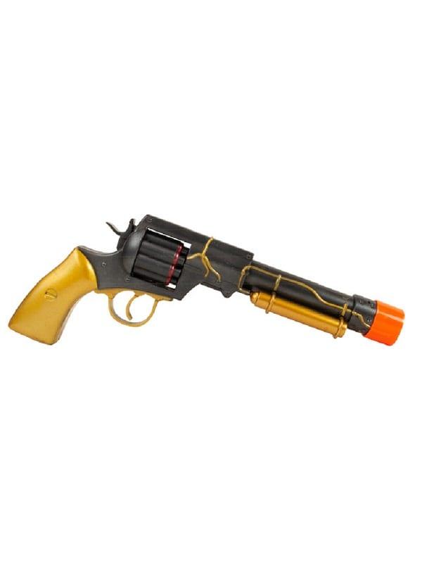 Steampunk Cowboy Pistol