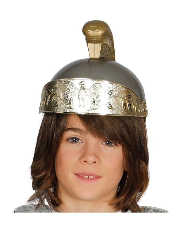 Child Roman Helmet