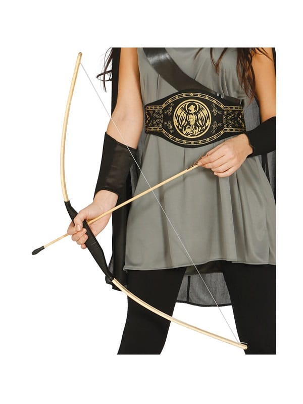 100cm Bow with 3 Arrows