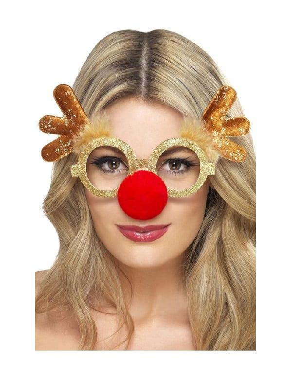 Reindeer Comedy Specs