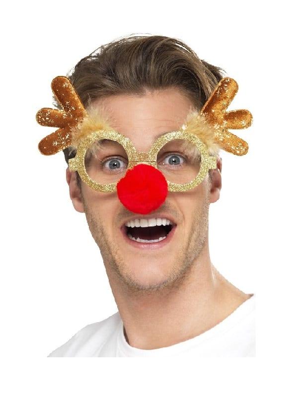 Reindeer Comedy Specs 1
