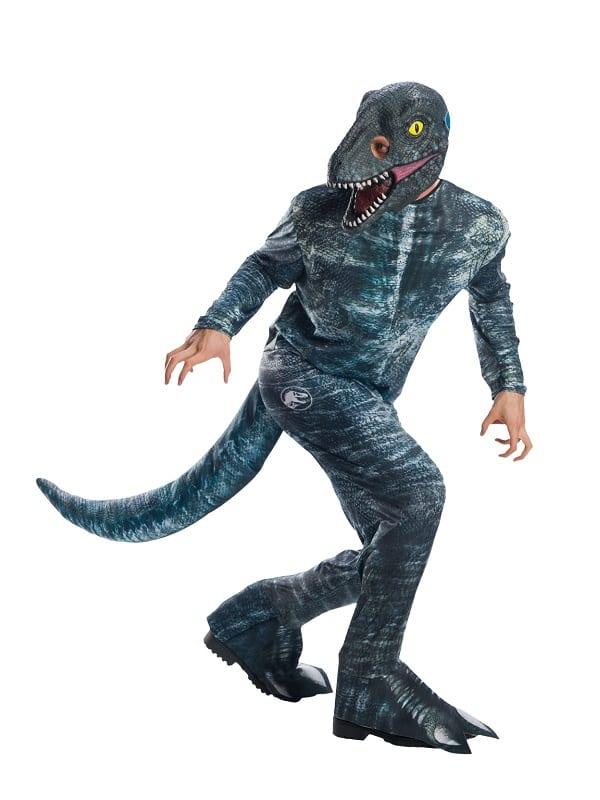Adult Velociraptor Blue