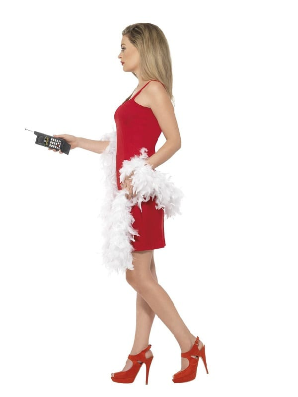 Clueless Cher Costume Red 1