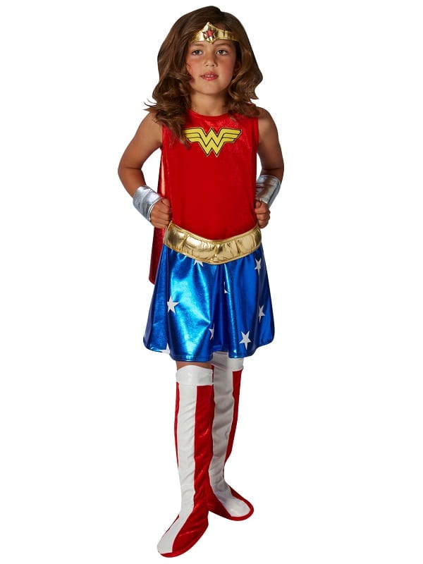 Wonder Woman Child Deluxe