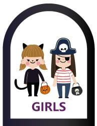 Girls Costumes