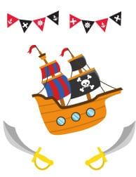 Pirate Fancy Dress