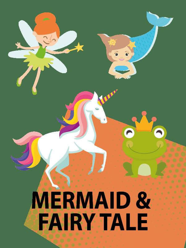 Mermaid & Fairy Tale