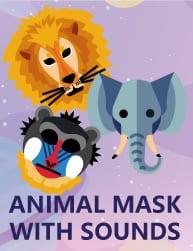 Animal Mask with Sounds