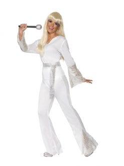 1970s Disco Lady Costume