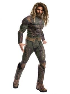 Aquaman Wig and Beard