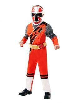 Child Deluxe Red Ranger