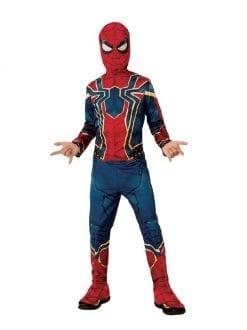 Child Iron Spider