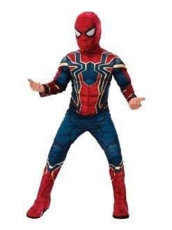 Child Iron Spider Deluxe