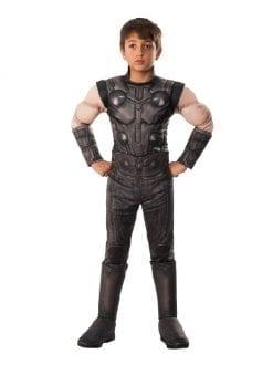 Child Thor Deluxe Costume