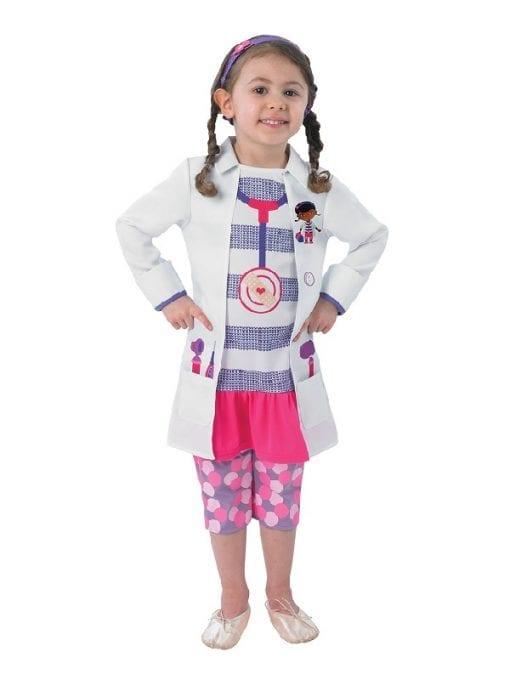 Child Doc McStuffins
