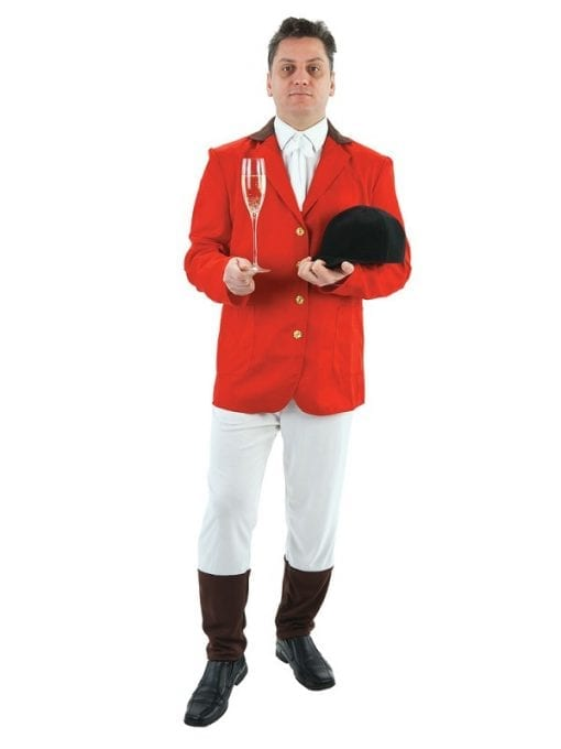 Fox Hunt Costume