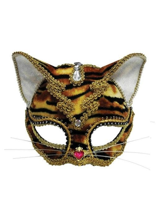 Tiger Mask Jewelled
