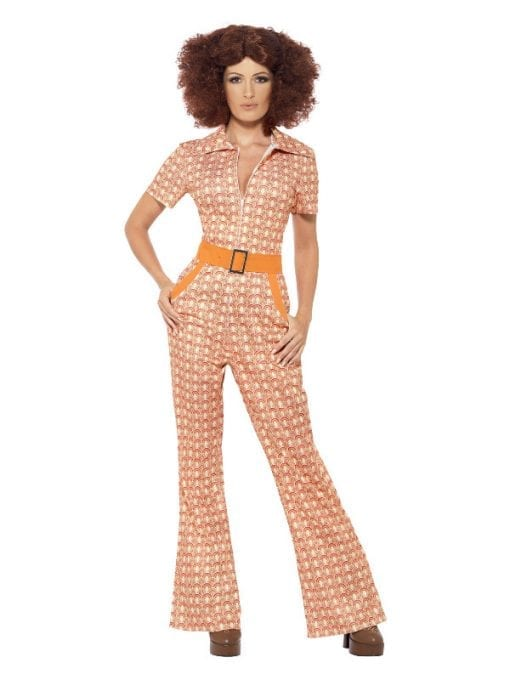 Authentic 70s Chic Costume