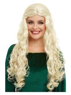 Medieval Dragon Goddess Wig