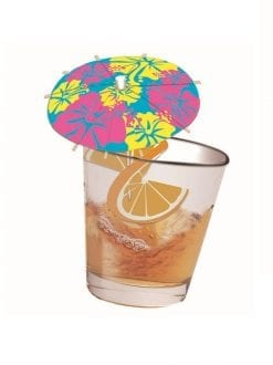 Drink Umbrella Hawaiian